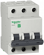 Авт.выкл. EASY 9 3П 25А С 4,5кА 400В Schneider Electric EZ9F34325, Вве